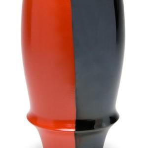 赤と黒・ビアグラス