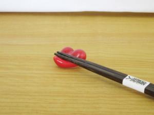 ハート(赤) 箸置き