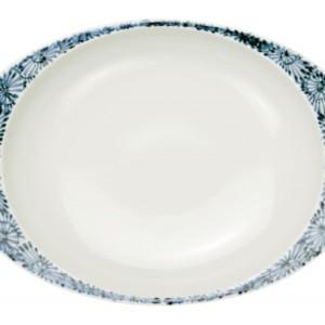 からくさ・カレー皿