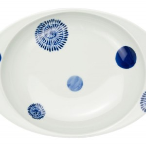 丸紋(大)・カレー皿
