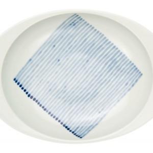 木綿・カレー皿