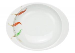 レッドペッパー(小)・カレー皿