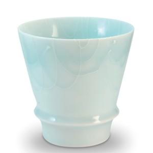サイズ:直径9.7×高さ9.5cm  材質:磁器  容量:約320cc(満水時)  電子レンジ使用:可  食器洗浄機使用:可  ※商品の特性上、サイズは多少異なります。