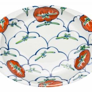 トマト(大)・カレー皿