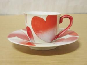 バレンタイン(赤) 新型コーヒーC/S
