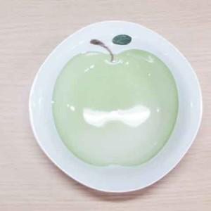 りんご(緑)・多用鉢