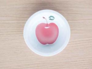 りんご(赤)・小皿