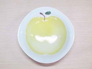 りんご(黄)・多用鉢