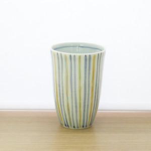 三色錦十草フリーカップ