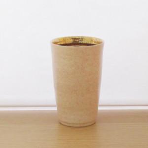 桃吹内金塗り フリーカップ
