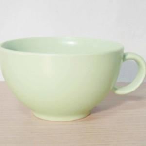 フロール ラテ&スープカップ ミントグリーン