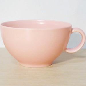 フロール ラテ&スープカップ ローズピンク
