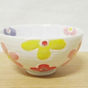彩花(ピンク) ミニご飯茶わん