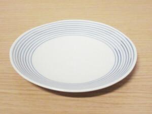 線段 5寸皿
