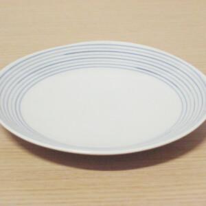 線段 6.5寸皿