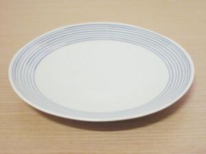 線段 8寸皿