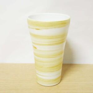 白刷毛目 フリーカップ