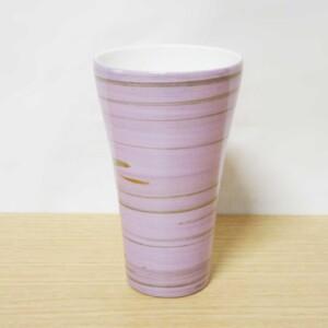 紫刷毛目 フリーカップ