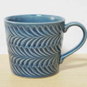 ローズマリー(デニム) マグカップ