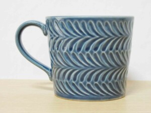 ローズマリー(デニム) マグカップ 形状