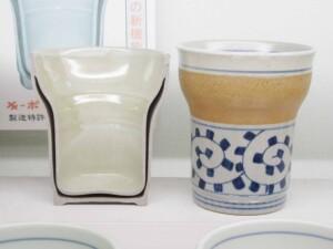 しのえい陶磁器のフリーカップコーナー6