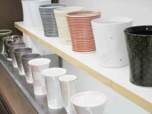 しのえい陶磁器のフリーカップコーナー5