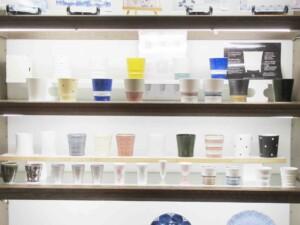 しのえい陶磁器のフリーカップコーナー2