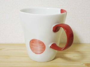 二色丸紋(赤)1