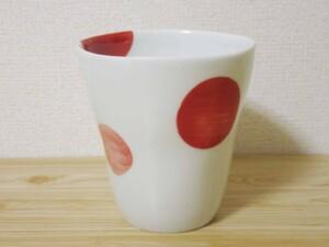 二色丸紋(赤)4