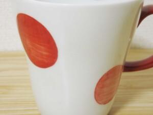 二色丸紋(赤)7