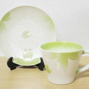 桜ラスター(緑) MコーヒーC/S1