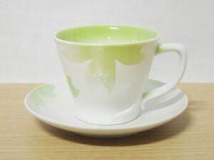 桜ラスター(緑) MコーヒーC/S2