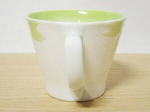 桜ラスター(緑) MコーヒーC/S9