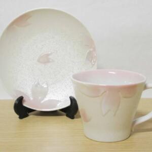 桜ラスター(ピンク) MコーヒーC/S1