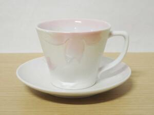 桜ラスター(ピンク) MコーヒーC/S2
