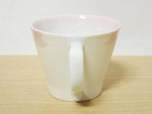 桜ラスター(ピンク) MコーヒーC/S9