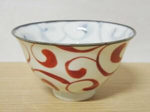 ペルシャ紋(小) ご飯茶わん1