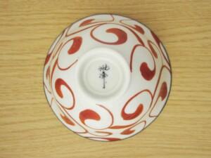 ペルシャ紋(小) ご飯茶わん5