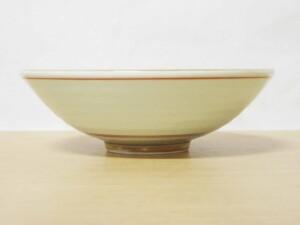 八重牡丹平小鉢 横