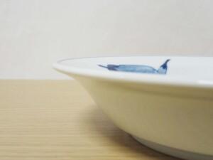 錦なすこしょう スープ皿9