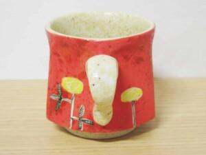 メルヘン(赤) 六角コーヒーC/S8