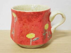 メルヘン(赤) 六角コーヒーC/S6