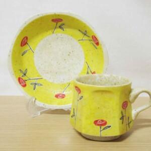 メルヘン(黄) 六角コーヒーC/S